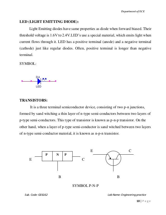 a light emitting diode engineering essay In this letter, the characteristics of the algan-based near-ultraviolet light-emitting diodes with a band-engineering last quantum barrier (lqb) were analyzed experimentally and numerically.