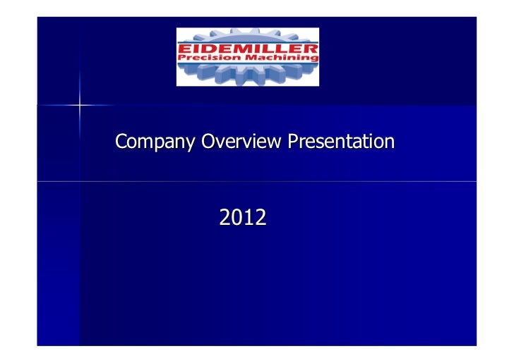Epm overview   2012