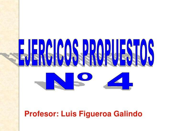 E.P. N°4