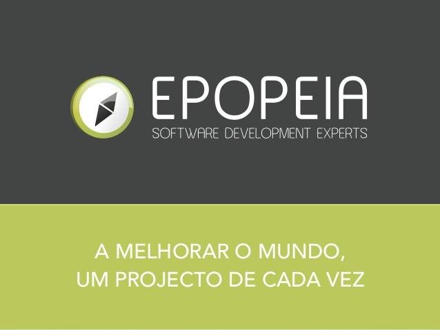 Epopeia 2013
