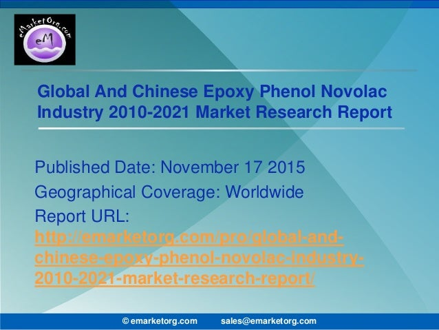 global and china phenolic resin industry Technavio's report, the global phenolic resins market 2015-2019, has been prepared based on an in-depth market analysis with inputs from industry experts the.