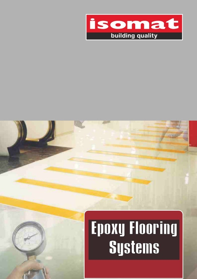 Epoxy Flooring   Systems