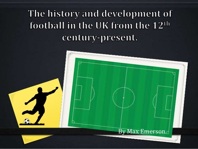 EPQ presentation on the history and development of ...