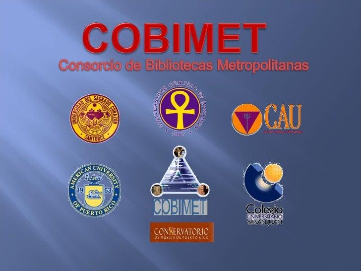 COBIMET-Presentacion SCIIBILA