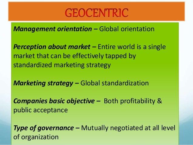 eprg framework in international marketing Pondicherry university  international market orientation- eprg framework international market entry strategies  concepts in international marketing, .