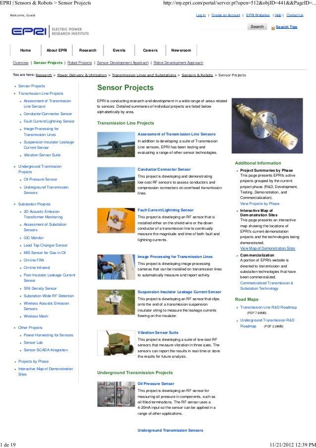 Sensors & Robots Projects