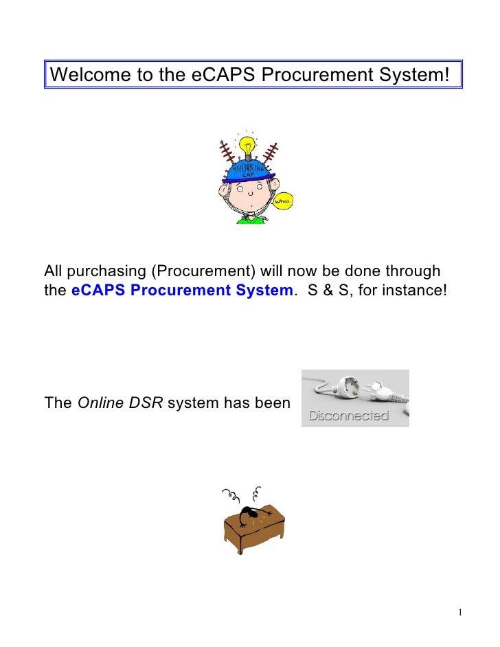 E procurement guidelines 5 23-2012