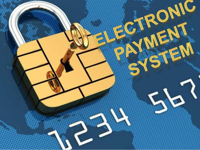 INTRODUCTION E payment is a subset of an e-commercetransaction to ...