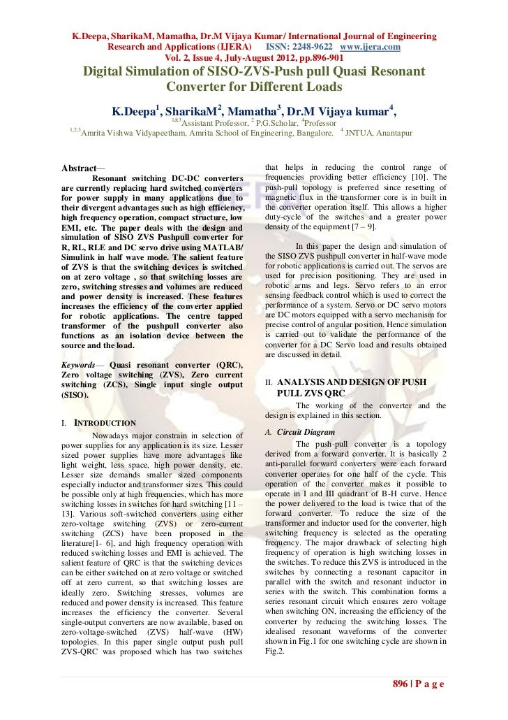 K.Deepa, SharikaM, Mamatha, Dr.M Vijaya Kumar/ International Journal of Engineering          Research and Applications (IJ...