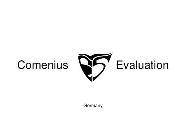 Comenius Evaluation Germany