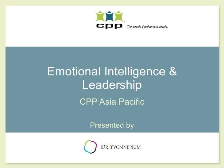 EQ & Leadership