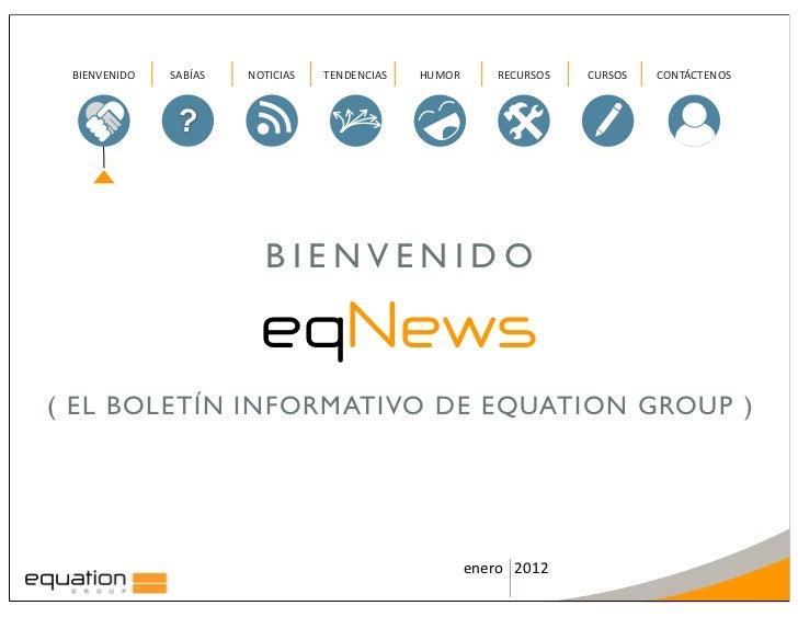 eqNews | enero 2012