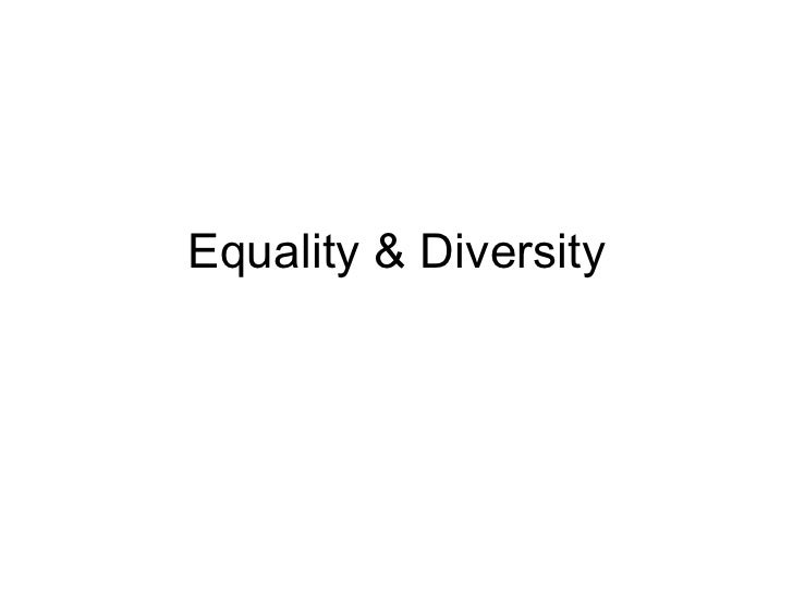Equalitydiversity 100414085625-phpapp01