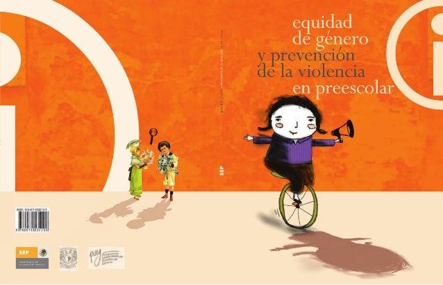 Equidad preescolar