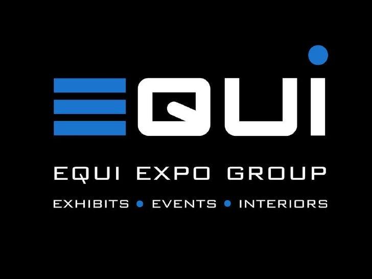 Equi Expo Group Presentation Slide Share