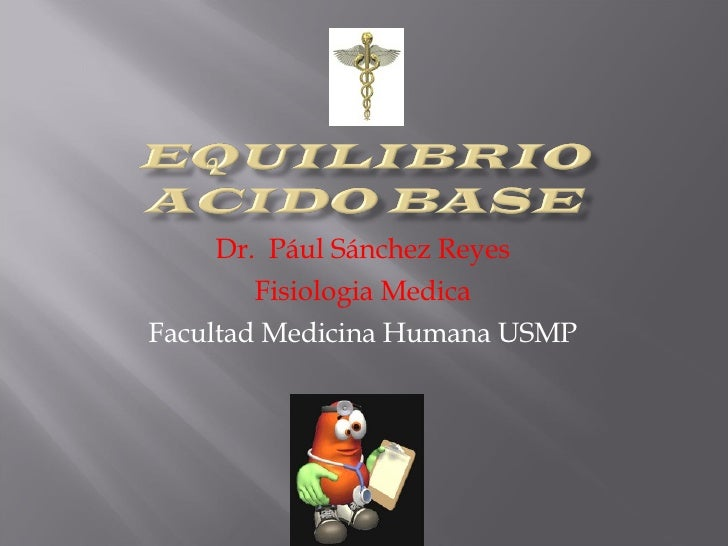Equilibrioacido Base Paul
