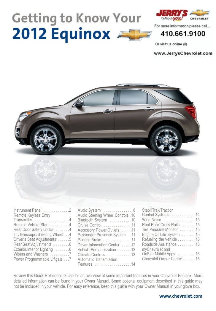 2012 Chevy Equinox in Baltimore, Maryland