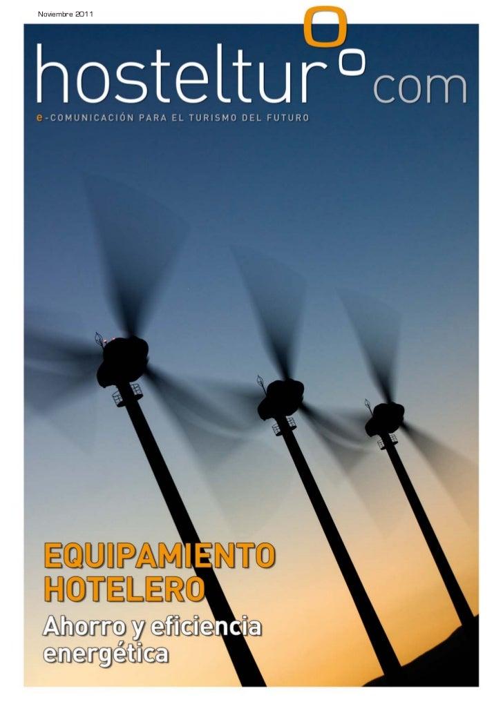 EQUIPAMIENTO 2011 - Ahorro y eficiencia energetica
