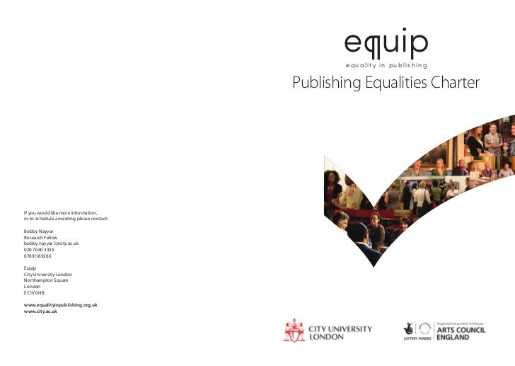 e uip                                                   equality in publishing                                           P...