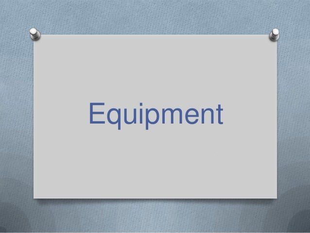 Equipment post