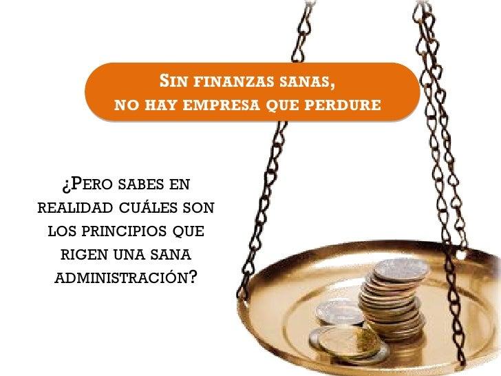 Manejo De Recursos Financieros
