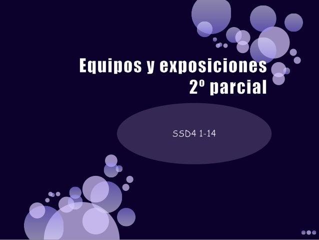 Equipos y exposiciones ssd4 01 14 b