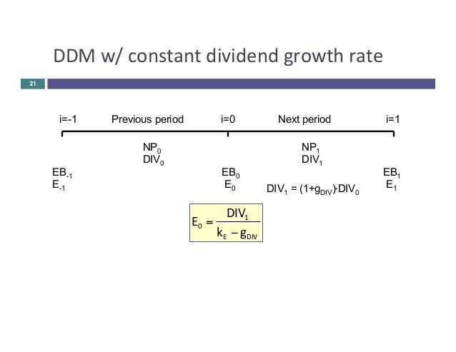 dividend growth model essay Recently, eugene f fama and french (2015) also use the dividend growth mode  to explain  factors to their three factor model to establish a five factor model.