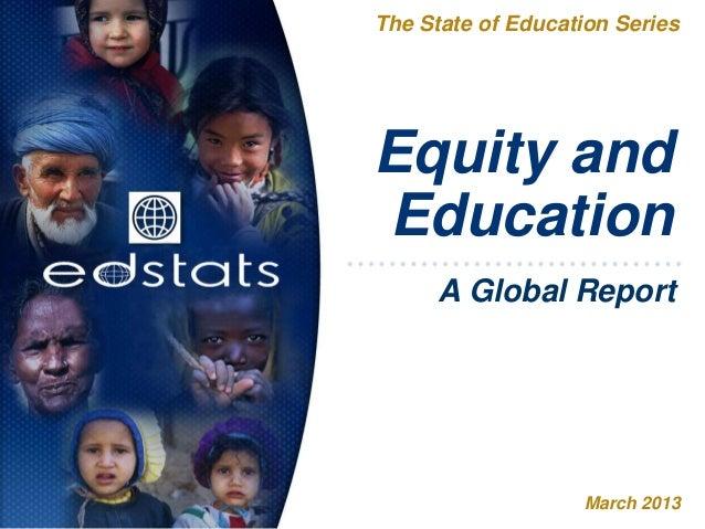 Equity ed