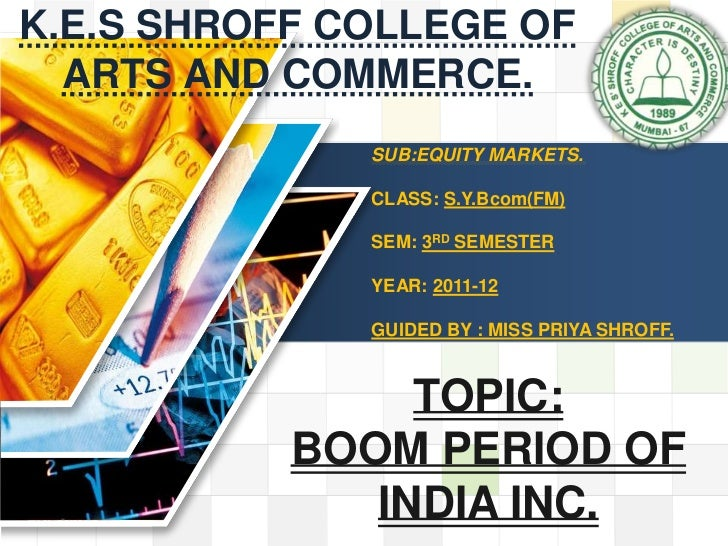 K.E.S SHROFF COLLEGE OFLOGO   ARTS AND COMMERCE.                                          LOGO               SUB:EQUITY MA...