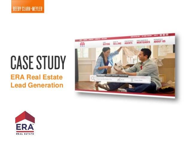 ERA Real Estate Lead Generation