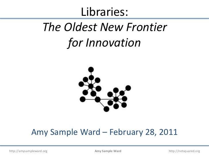 Comunity-Driven Libraries