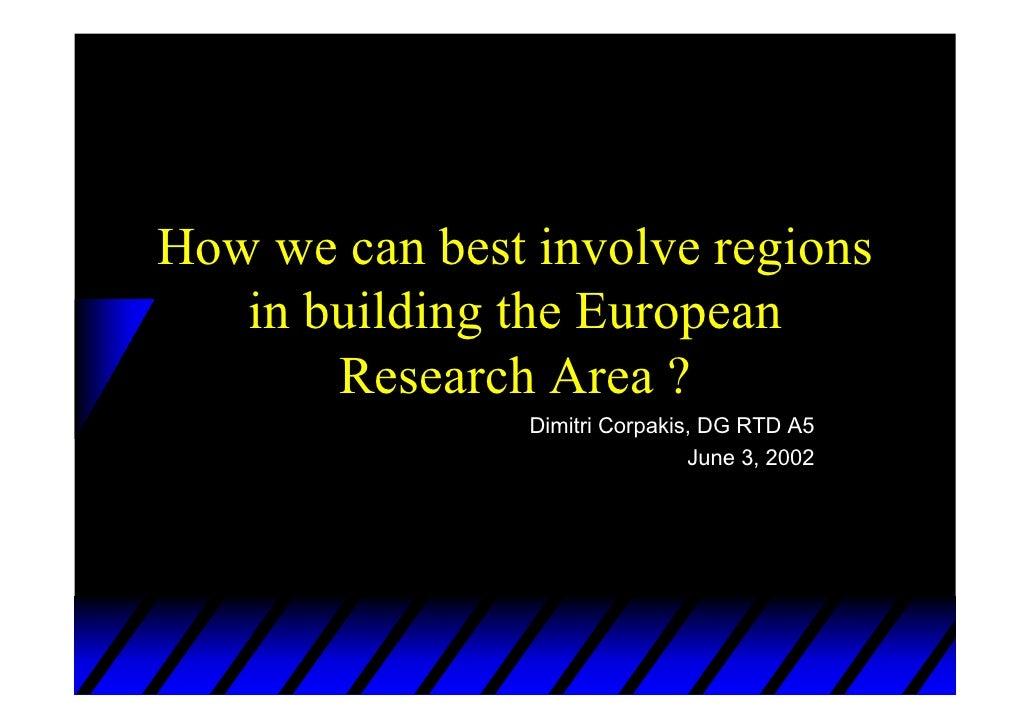 Era Regions 2002 Corpakis