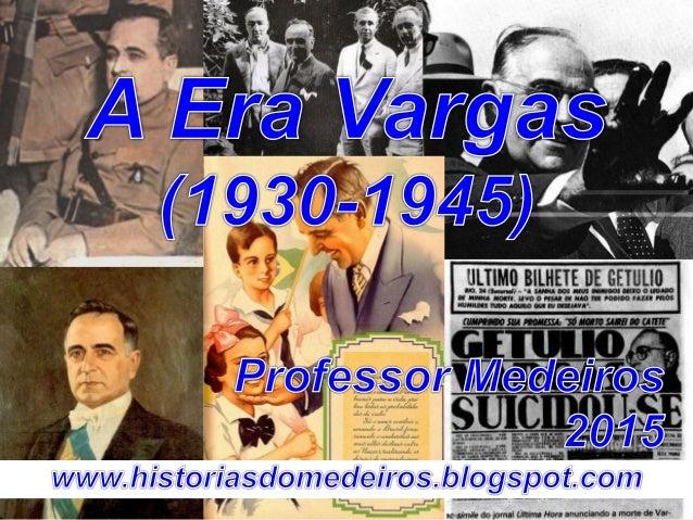 Rep. Velha Popu- lismo 1930 194534 37