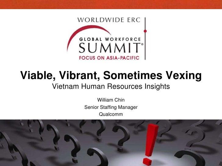ERC Conference - Vietnam