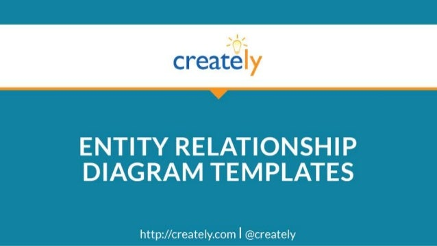 Why ER Diagrams are Simpler With Creately  • Ability to draw not only entity relationship diagrams  but many other diagram...