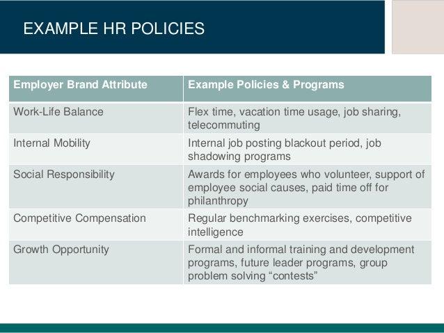 Work Life Balance Programs Example Programs Work Life Balance