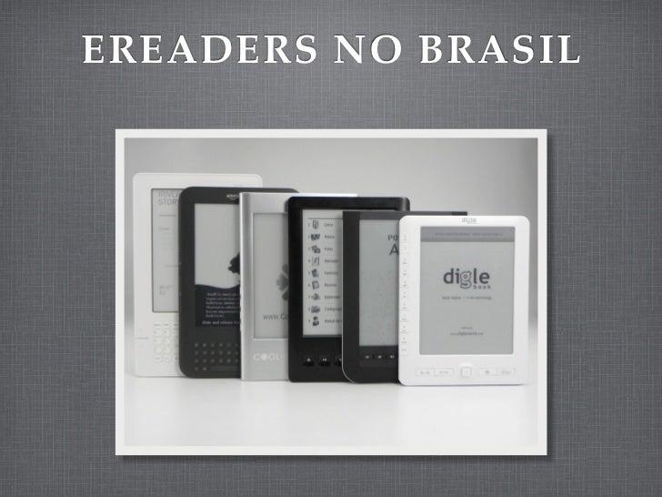 eReaders e tablets no mercado brasileiro