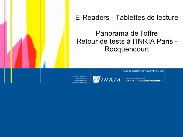 E Readers Adbs 2009 Guha
