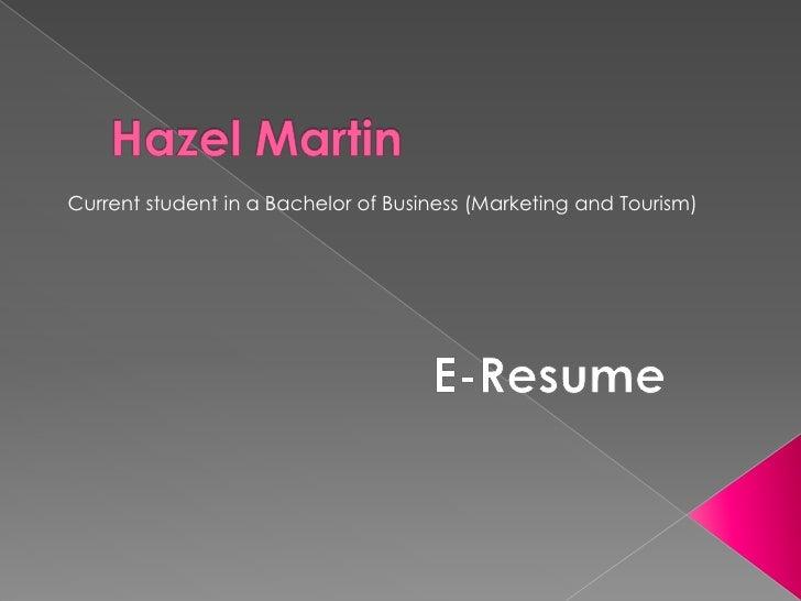 E-Resume