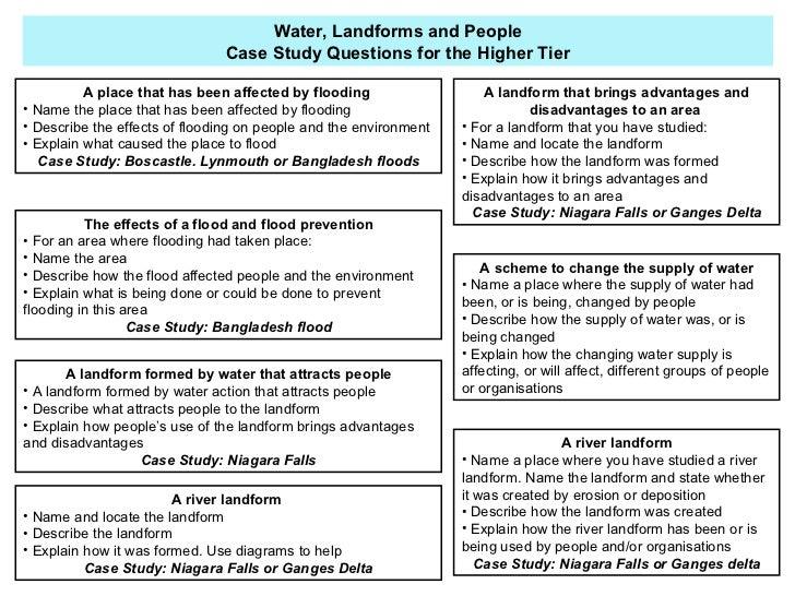 lynmouth flood case study