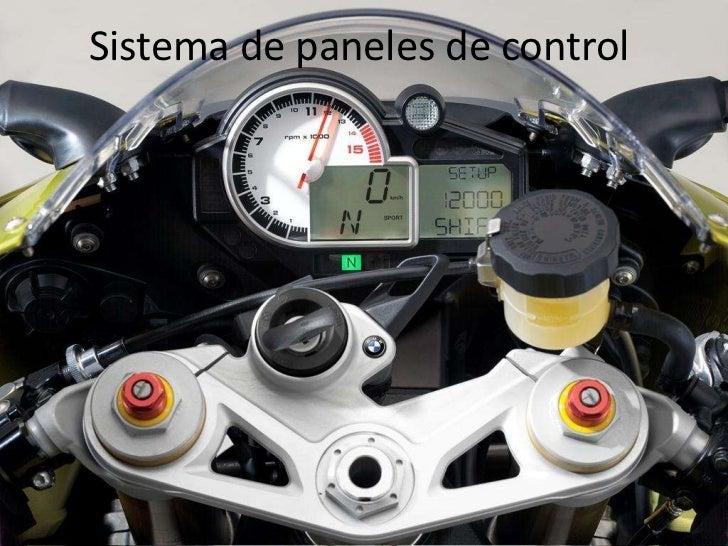 Sistema de paneles de control<br />