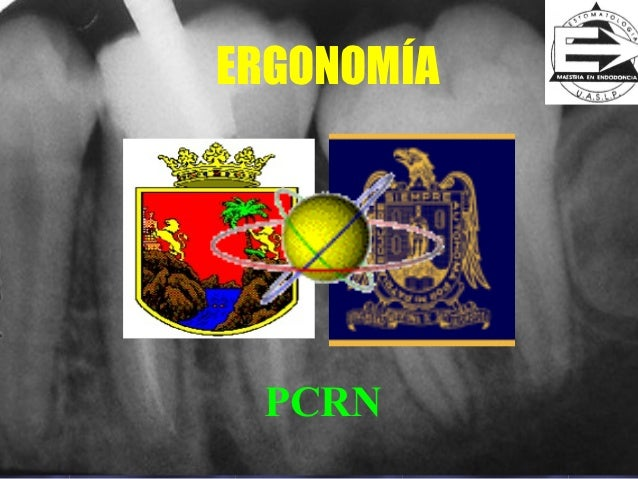 ERGONOMÍA PCRN