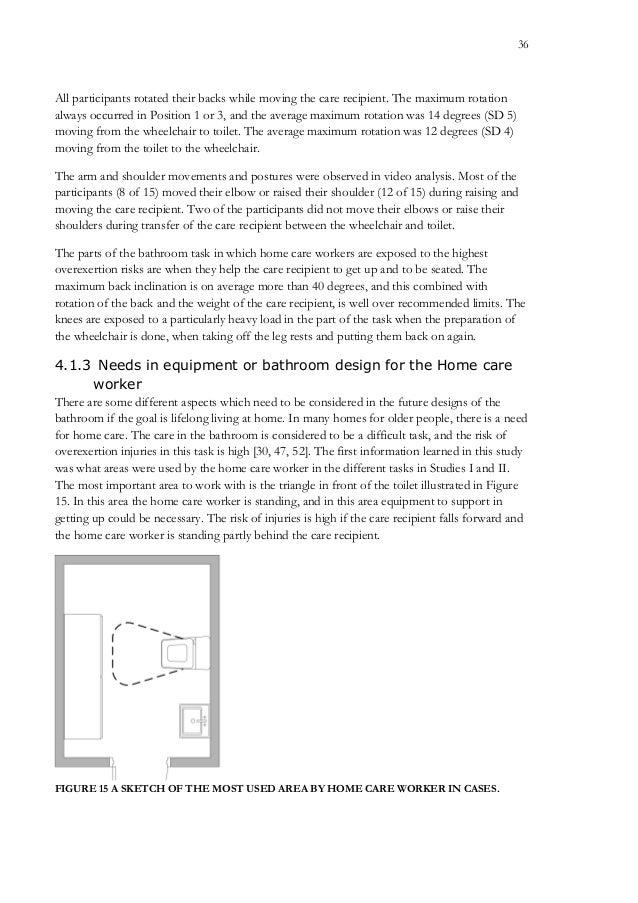 Ergonomics Master's Dissertation Service - Write a PhD Thesis about Ergonomics Thesis Methodology