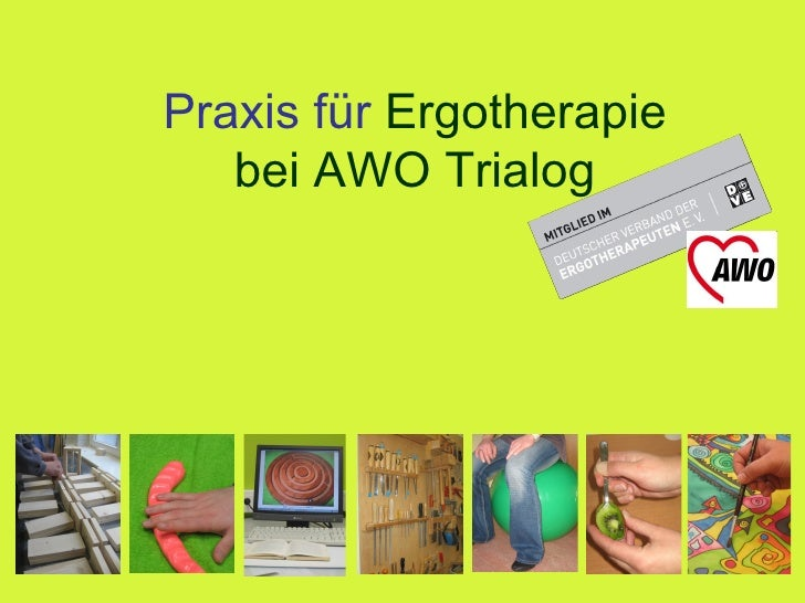 Praxis für Ergotherapie   bei AWO Trialog
