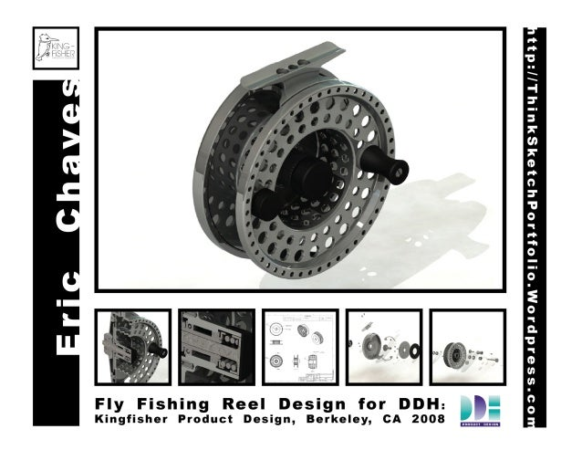id}!   -I 3' 3 ar tn at ca 1 n : - 1 o ' 1 1 o o E o W e -5 W m M U) o a  Fly Fishing Reel Design for DDH:  Kingfisher Pro...