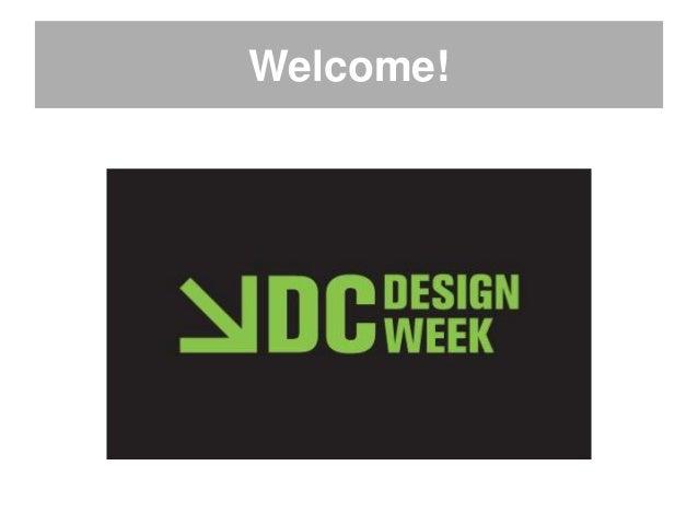 DC Design Week: Design for Disaster Relief