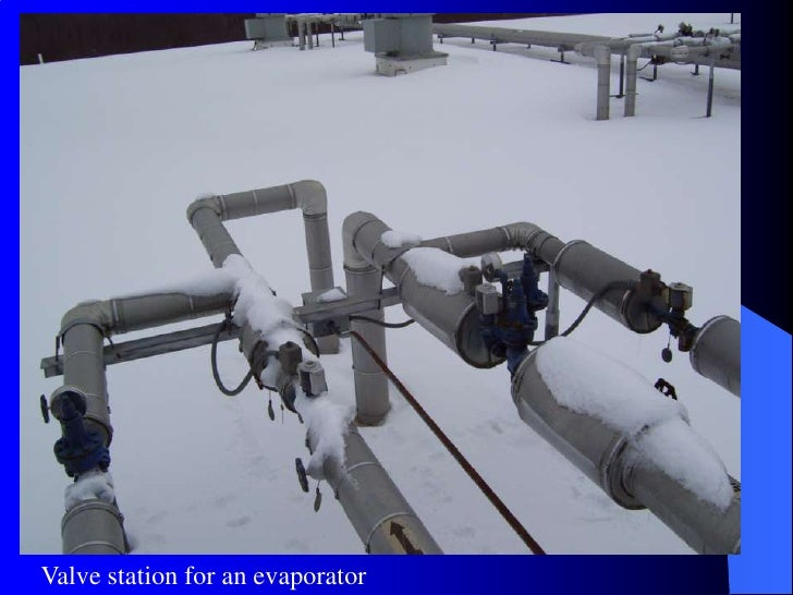 Industrial Ammonia Refrigeration Systems