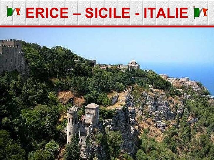 ERICE – SICILE - ITALIE