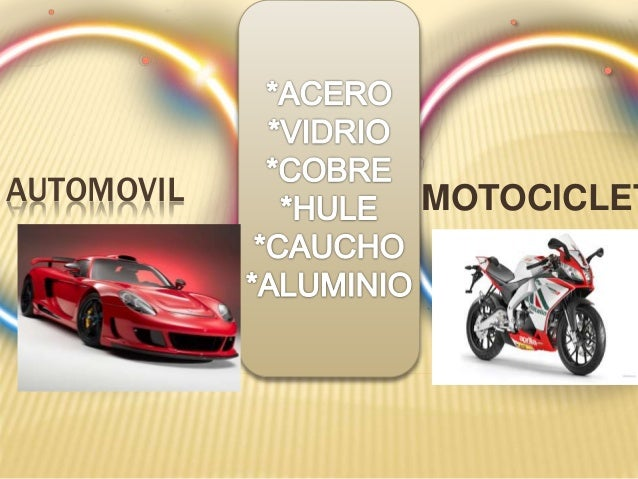 AUTOMOVIL MOTOCICLET
