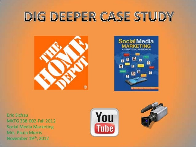 homedepotcas study Open document below is a free excerpt of home depot case study analysis from anti essays, your source for free research papers, essays, and term paper examples.